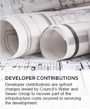 Developer contributions