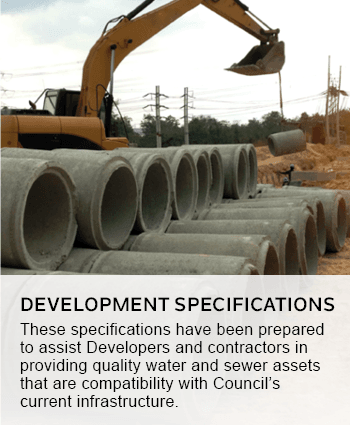 Development specifications