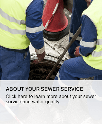 About your sewer services
