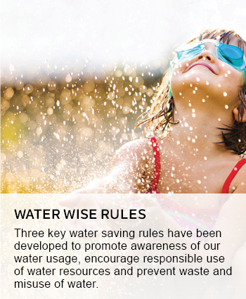 water wise rules