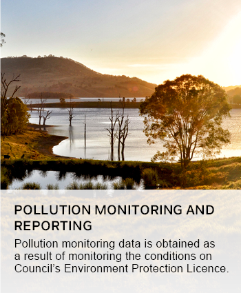 pollution monitoring and reporting
