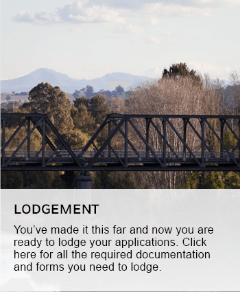 Lodgement