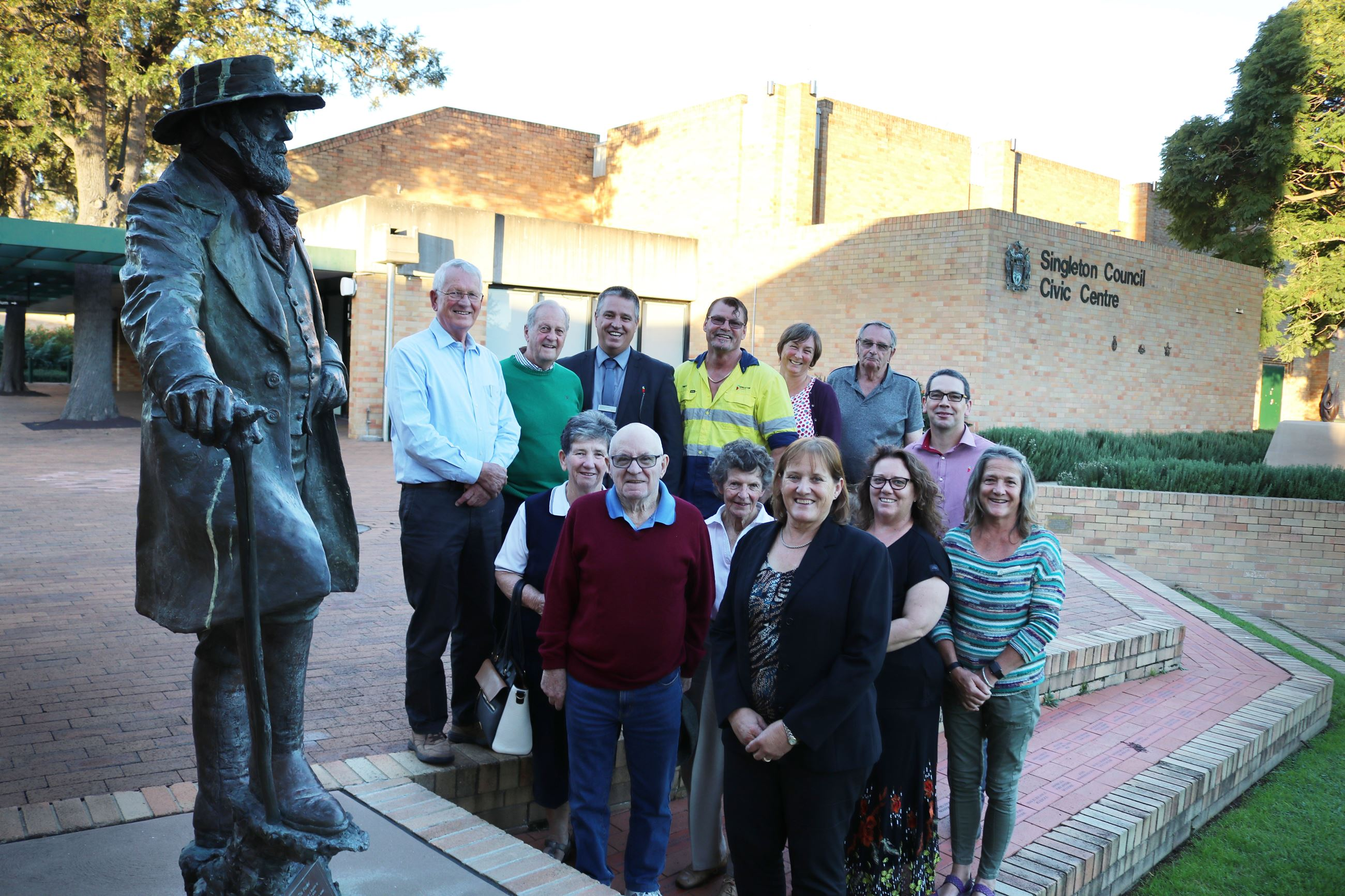 Singleton Bicentennial Commemorative Working Group